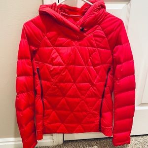 Lululemon down filled jacket.